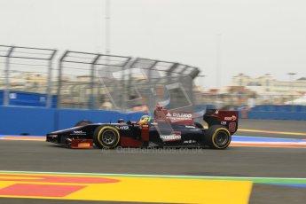 © 2012 Octane Photographic Ltd. European GP Valencia - Friday 22nd June 2012 - GP2 Practice - Venezuela GP Lazarus - Fabrizio Crestani. Digital Ref : 0369lw1d3529
