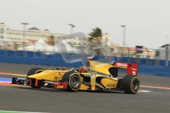 © 2012 Octane Photographic Ltd. European GP Valencia - Friday 22nd June 2012 - GP2 Practice - Dams - Davide Valsecchi. Digital Ref : 0369lw1d3557