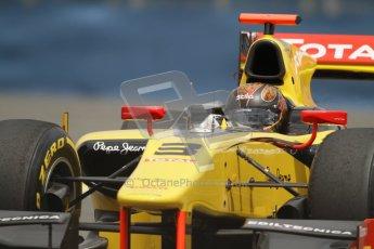 © 2012 Octane Photographic Ltd. European GP Valencia - Friday 22nd June 2012 - GP2 Practice - Dams - Davide Valsecchi. Digital Ref : 0369lw7d0305