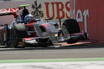 © 2012 Octane Photographic Ltd. European GP Valencia - Saturday 23rd June 2012 - GP2 Race 1 - iSport International - Jolyon Palmer. Digital Ref : 0372lw7d1970