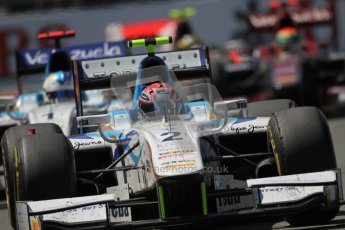 © 2012 Octane Photographic Ltd. European GP Valencia - Saturday 23rd June 2012 - GP2 Race 1 - Barwa Addax team - Josef Kral. Digital Ref : 0372lw7d2648