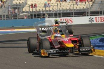 © 2012 Octane Photographic Ltd. European GP Valencia - Sunday 24th June 2012 - GP2 Race 2 - Racing Engineering - Fabio Leimer. Digital Ref : 0375lw1d6179