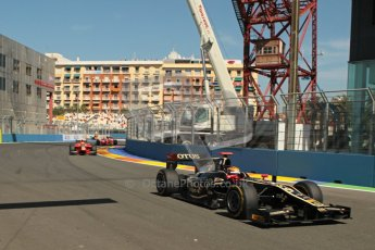 © 2012 Octane Photographic Ltd. European GP Valencia - Sunday 24th June 2012 - GP2 Race 2 - Lotus GP - James Calado. Digital Ref : 0375lw1d6401