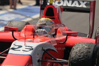 © 2012 Octane Photographic Ltd. European GP Valencia - Sunday 24th June 2012 - GP2 Race 2 - Arden International - Luiz Razia. Digital Ref : 0375lw1d6500