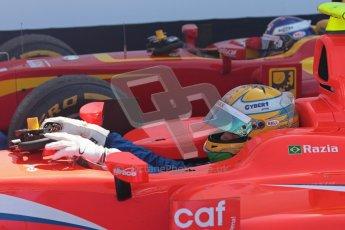 © 2012 Octane Photographic Ltd. European GP Valencia - Sunday 24th June 2012 - GP2 Race 2 - Arden International - Luiz Razia. Digital Ref : 0375lw1d6506