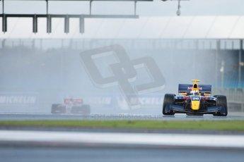 © Chris Enion/Octane Photographic Ltd. Formula Renault 3.5 Qualifying 1 – Silverstone. Saturday 25th August 2012. Antonio Felix da Costa - Arden Caterham. Digital ref : 0469ce1d0203