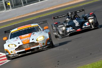 © Chris Enion/Octane Photographic Ltd. FIA WEC Race – Silverstone. Sunday 26th August 2012. Digital ref : 0476ce1d0086