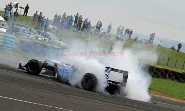 © Jones Photography 2012. 2nd June 2012 - Rupert Svendsen-Cook, Double R Formula 3, 2012 Dallara, Pembrey, Welsh Motorsport Festival. Digital Ref : 0366CJ1071