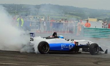 © Jones Photography 2012. 2nd June 2012 - Rupert Svendsen-Cook, Double R Formula 3, 2012 Dallara, Pembrey, Welsh Motorsport Festival. Digital Ref : 0366CJ1821