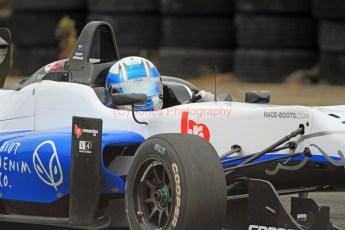 © Jones Photography 2012. 2nd June 2012 - Rupert Svendsen-Cook, Double R Formula 3, 2012 Dallara, Pembrey, Welsh Motorsport Festival. Digital Ref : 0366CJ2374