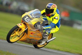 © Octane Photographic Ltd. Wirral 100, 28th April 2012. 250ccGP, Formula 400 and Minitwins, Free practice. Darren Jones. Digital ref : 0303cb1d3781