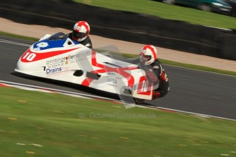 © Octane Photographic Ltd. Wirral 100, 28th April 2012. Sidecars. Free Practice. Digital ref : 0308cb7d8782