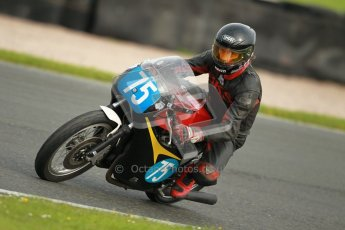 © Octane Photographic Ltd. Wirral 100, 28th April 2012. Classic bikes, 125ccGP and F125, Free practice. Digital ref : 0304cb1d3883