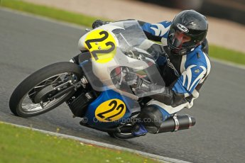 © Octane Photographic Ltd. Wirral 100, 28th April 2012. Classic bikes, 125ccGP and F125, Free practice. Digital ref : 0304cb1d3922