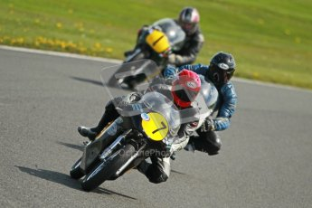 © Octane Photographic Ltd. Wirral 100, 28th April 2012. Classic bikes, 125ccGP and F125, Qualifying race. Digital ref : 0304cb1d4630