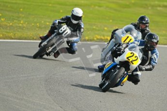 © Octane Photographic Ltd. Wirral 100, 28th April 2012. Classic bikes, 125ccGP and F125, Qualifying race. Digital ref : 0304cb1d4636