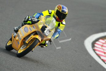 © Octane Photographic Ltd. Wirral 100, 28th April 2012. Classic bikes, 125ccGP and F125, Qualifying race. Digital ref : 0304cb1d4684
