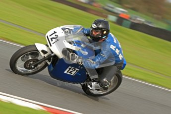 © Octane Photographic Ltd. Wirral 100, 28th April 2012. Classic bikes, 125ccGP and F125, Free practice. Digital ref : 0304cb7d8481