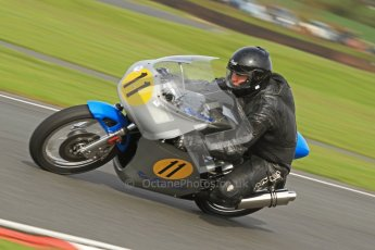 © Octane Photographic Ltd. Wirral 100, 28th April 2012. Classic bikes, 125ccGP and F125, Free practice. Digital ref : 0304cb7d8483
