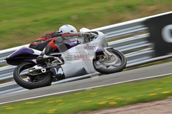 © Octane Photographic Ltd. Wirral 100, 28th April 2012. Classic bikes, 125ccGP and F125, Qualifying race. Digital ref : 0304cb7d8993