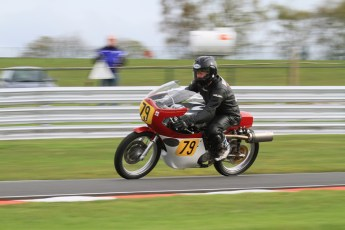 © Octane Photographic Ltd. Wirral 100, 28th April 2012. Classic bikes, 125ccGP and F125, Free practice. Mark Herbertson, 500 Matchless. Digital ref : 0304lw7d0750