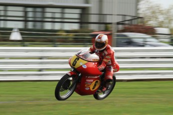 © Octane Photographic Ltd. Wirral 100, 28th April 2012. Classic bikes, 125ccGP and F125, Free practice. Digital ref : 0304lw7d0893