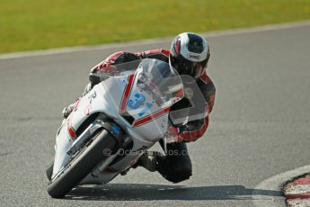 © Octane Photographic Ltd. Wirral 100, 28th April 2012. Forgotten era and Pre-Injection. Free Practice, Paul Brandon, Yamaha R6. Digital ref : 0309cb1d4458