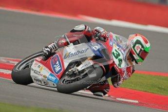 © Octane Photographic Ltd. World Superbike Championship – Silverstone, 1st Free Practice. Friday 3rd August 2012. Digital Ref : 0443cb1d0185