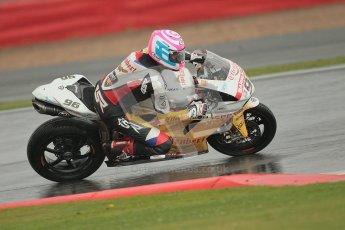 © Octane Photographic Ltd. World Superbike Championship – Silverstone, 1st Free Practice. Friday 3rd August 2012. Jakub Smrz - Ducati 1098R - Liberty Racing Team Effenbert. Digital Ref : 0443cb1d0520