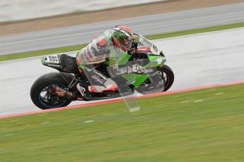 © Octane Photographic Ltd. World Superbike Championship – Silverstone, 1st Free Practice. Friday 3rd August 2012. Tom Sykes - Kawasaki ZX10R - Kawasaki Racing Team. Digital Ref : 0443cb7d0089