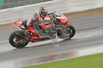 © Octane Photographic Ltd. World Superbike Championship – Silverstone, 1st Free Practice. Friday 3rd August 2012. Max Biaggi - Aprillia RSV4 Factory - Aprillia Racing Team. Digital Ref : 0443cb7d0103