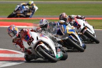 © Octane Photographic Ltd. World Superbike Championship – Silverstone, 2nd Free Practice. Saturday 4th August 2012. Jonathan Rea - Honda CBR1000RR - Honda World Superbike Team. Digital Ref : 0446cb7d1688