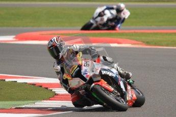 © Octane Photographic Ltd. World Superbike Championship – Silverstone, 2nd Free Practice. Saturday 4th August 2012. Digital Ref : 0446cb7d1699