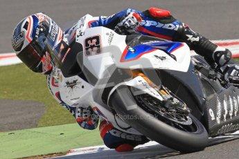 © Octane Photographic Ltd. World Superbike Championship – Silverstone, 2nd Free Practice. Saturday 4th August 2012. Digital Ref : 0446cb7d1702