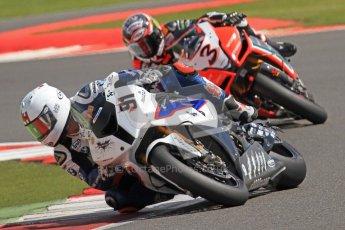 © Octane Photographic Ltd. World Superbike Championship – Silverstone, 2nd Free Practice. Saturday 4th August 2012. Leon Haslam - BMW S1000 RR - BMW Motorrad Motorsport. Digital Ref : 0446cb7d1737
