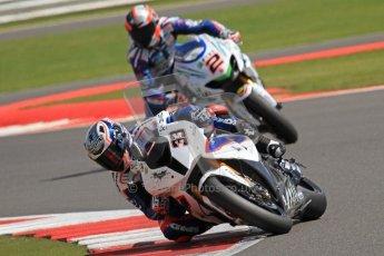 © Octane Photographic Ltd. World Superbike Championship – Silverstone, 2nd Free Practice. Saturday 4th August 2012. Digital Ref : 0446cb7d1751