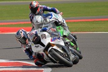© Octane Photographic Ltd. World Superbike Championship – Silverstone, 2nd Free Practice. Saturday 4th August 2012. Digital Ref : 0446cb7d1794