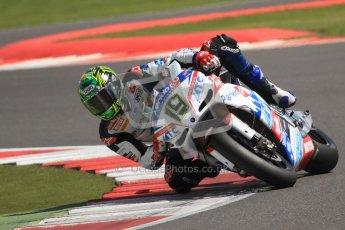 © Octane Photographic Ltd. World Superbike Championship – Silverstone, 2nd Free Practice. Saturday 4th August 2012. Digital Ref : 0446cb7d1808