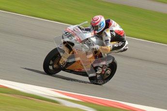 © Octane Photographic Ltd. World Superbike Championship – Silverstone, 2nd Free Practice. Saturday 4th August 2012. Jakub Smrz - Ducati 1098R - Liberty Racing Team Effenbert. Digital Ref : 0446cb7d1926