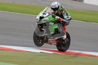 © Octane Photographic Ltd. World Superbike Championship – Silverstone, 2nd Free Practice. Saturday 4th August 2012. Digital Ref : 0446cb7d1962