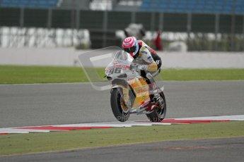 © Octane Photographic Ltd. World Superbike Championship – Silverstone, 2nd Free Practice. Saturday 4th August 2012. Jakub Smrz - Ducati 1098R - Liberty Racing Team Effenbert. Digital Ref : 0446lw7d0480