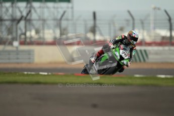 © Octane Photographic Ltd. World Superbike Championship – Silverstone, 2nd Qualifying Practice. Saturday 4th August 2012. Digital Ref : 0445lw1d1310