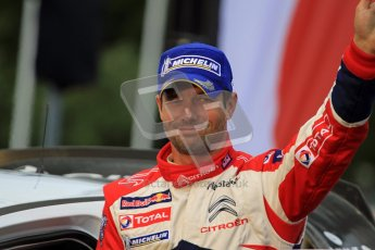 Sebastien Loeb, Citroen DS3 WRC, Wales Rally GB 2012
