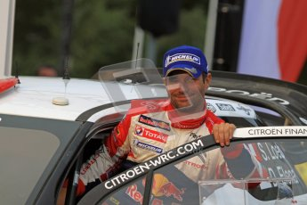 Sebastien Loeb, Citroen DS3 WRC, Wales Rally GB 2012