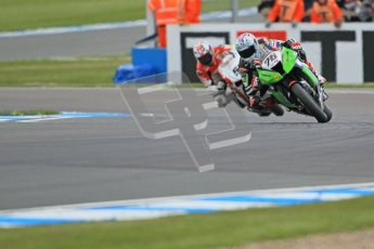 © Octane Photographic Ltd. 2012 World Superbike Championship – European GP – Donington Park. Saturday 12th May 2012. WSBK Free Practice. Loris Baz. Digital Ref : 0333cb1d4065