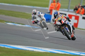 © Octane Photographic Ltd. 2012 World Superbike Championship – European GP – Donington Park. Saturday 12th May 2012. WSBK Free Practice. Mark Aitchison. Digital Ref : 0333cb1d4069
