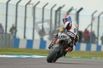 © Octane Photographic Ltd. 2012 World Superbike Championship – European GP – Donington Park. Saturday 12th May 2012. WSBK Free Practice. Jakob Smrz. Digital Ref : 0333cb1d4259