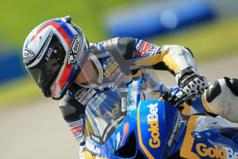© Octane Photographic Ltd. 2012 World Superbike Championship – European GP – Donington Park. Friday 11th May 2012. WSBK Free Practice. Ayrton Bodovini - BMW S1000RR. Digital Ref : 0328cb1d2262