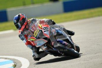 © Octane Photographic Ltd. 2012 World Superbike Championship – European GP – Donington Park. Friday 11th May 2012. WSBK Free Practice. Mark Aitchison - BMW S1000RR. Digital Ref : 0328cb1d2355