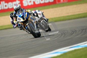 © Octane Photographic Ltd. 2012 World Superbike Championship – European GP – Donington Park. Friday 11th May 2012. WSBK Free Practice. Ayrton Bodovini - BMW S1000RR. Digital Ref : 0328cb1d2512